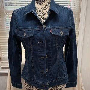 Levi's Women's Denim Jacket Size Medium